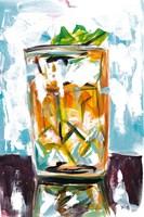 Drink on the Rocks Fine Art Print