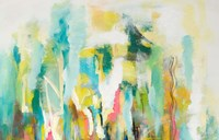 Mist of the Crowd Abstract Fine Art Print