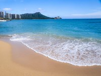 Oahu Shores Fine Art Print
