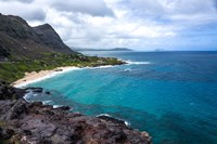 Oahu Cliffs Fine Art Print