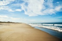 Coastal Shores Fine Art Print
