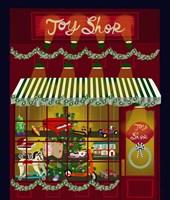 Toy Shop Fine Art Print