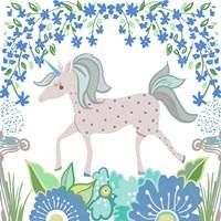 Unicorn Forest I Fine Art Print