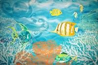 Under the Sea Fine Art Print