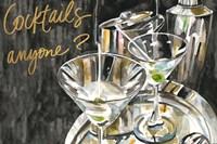Cocktails Anyone? Fine Art Print