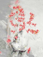Red Roses II Framed Print