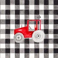 Fun Farm Icon II Framed Print