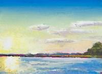 Sun on the Water Fine Art Print