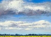 Cloud Coverage Fine Art Print