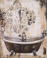 Bronze Bath I Fine Art Print