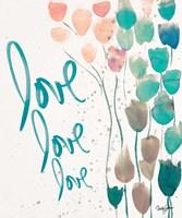 Ballooned Love Fine Art Print