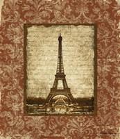 J'aime Paris I Framed Print