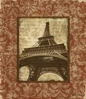 J'aime Paris II Framed Print