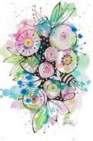 Blooming Summer II Fine Art Print