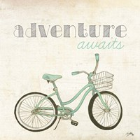 Explore and Adventure II Fine Art Print