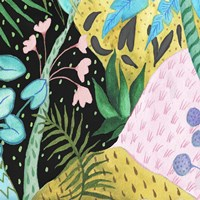 In the Tropics I Framed Print