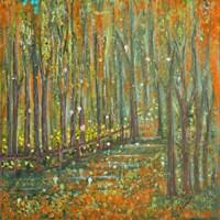 Woods Fine Art Print