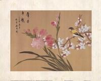 "Peony Blossom II by Richard Henson - 10"" x 8"""