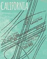 California Roads Fine Art Print