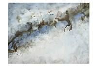 Ice Flow 1 Fine Art Print