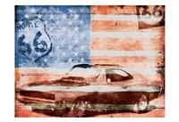 USA Drive Fine Art Print