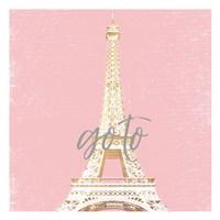 Paris Go To Framed Print