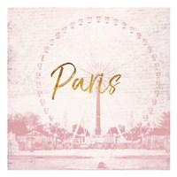 Paris Paris Fine Art Print