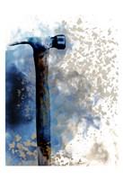 Smoke Tools 1 Framed Print