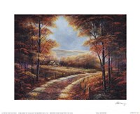 Fall Splendor Fine Art Print