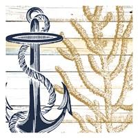 Ocean Day 1 Framed Print