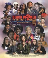 Black Women on the Move for Equality Fine Art Print