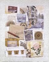 "Venice by Richard Henson - 8"" x 10"""