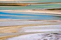 Laguna Salar de Talar, San Pedro de Atacama, Chile Fine Art Print