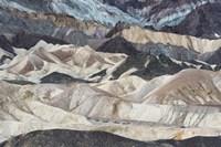 California Twenty Mule Team Canyon, Death Valley National Park Fine Art Print