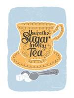 Sugar in My Tea Fine Art Print