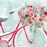 Holiday Ride V Framed Print