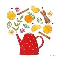 Organic Tea IV Fine Art Print