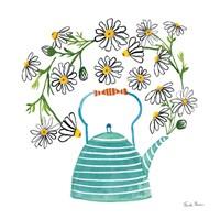 Organic Tea I Fine Art Print