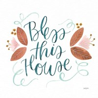Home Sweet Home IV Fine Art Print