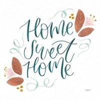 Home Sweet Home I Framed Print