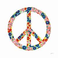 Peace and Love I Fine Art Print