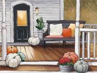 October Evening Fine Art Print