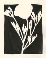 Joyful Spring II Black Framed Print