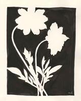 Joyful Spring I Black Fine Art Print