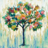Blooming Tree Fine Art Print