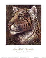 "Spotted Beauty by Ruane Manning - 8"" x 10"""