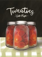 Farm Fresh Tomatoes Fine Art Print