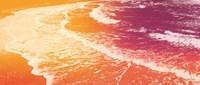Bright Beach Framed Print