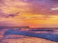 Golden Sunrise Fine Art Print