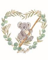 Koala Love Fine Art Print